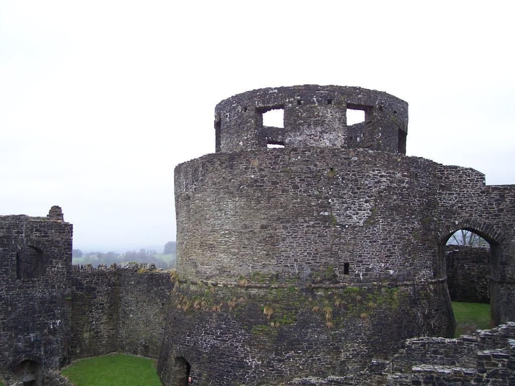 Dinefwr Castle Round Tower