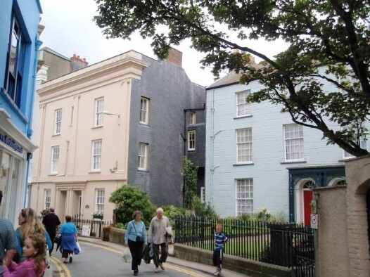 Dog Friendly B&B Wales - a dog's day out in Tenby town